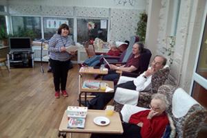dementia care home weston super mare